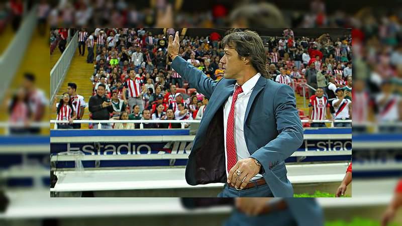 Chivas invitó a Matías Almeyda a dejar al equipo