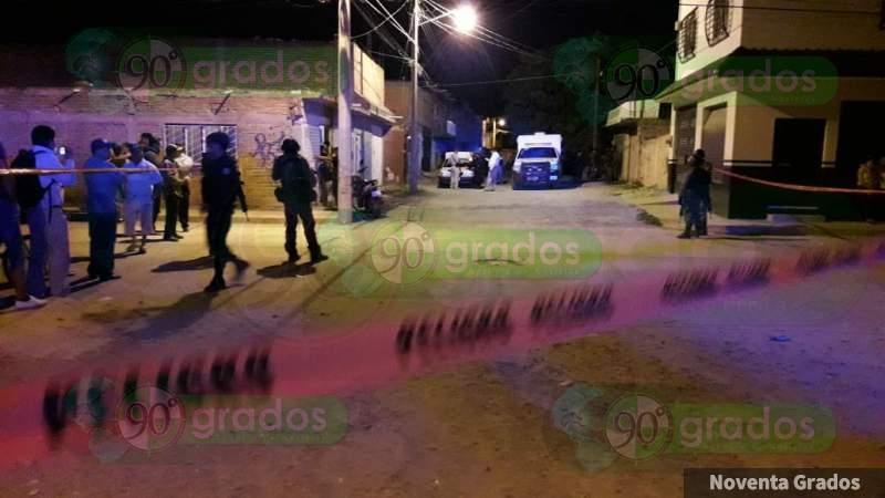 Asesinan a dos hombres en Celaya, Guanajuato