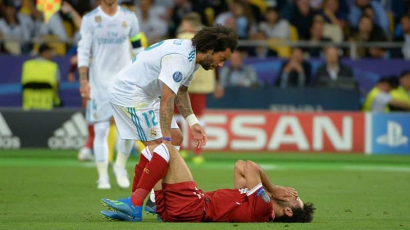Predicador asegura que la lesión de Salah fue un castigo divino
