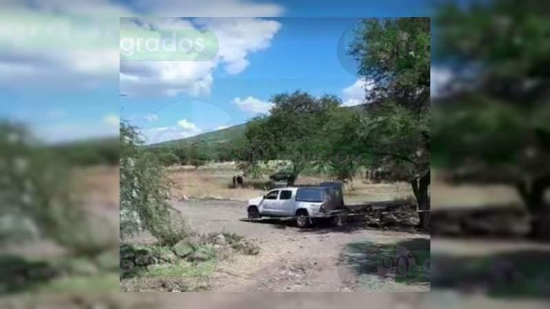 Cuatro muertos y tres heridos tras ser tiroteados en Yuriria, Guanajuato