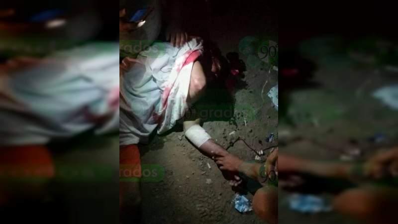 A balazos asesinan a campesino en Uruapan, Michoacán