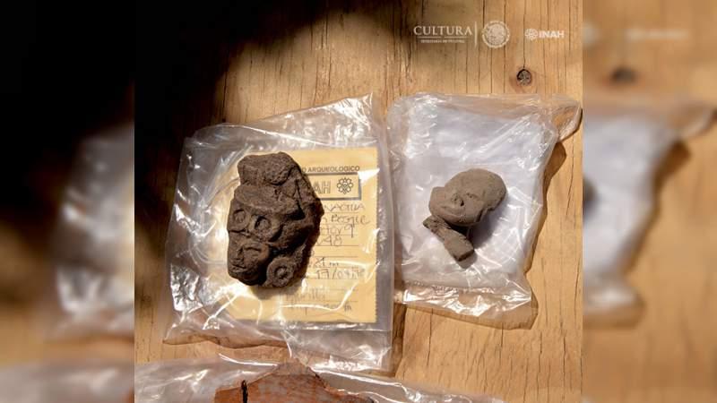 Descubren caserío de estilo teotihuacano en la Segunda Sección del Bosque de Chapultepec