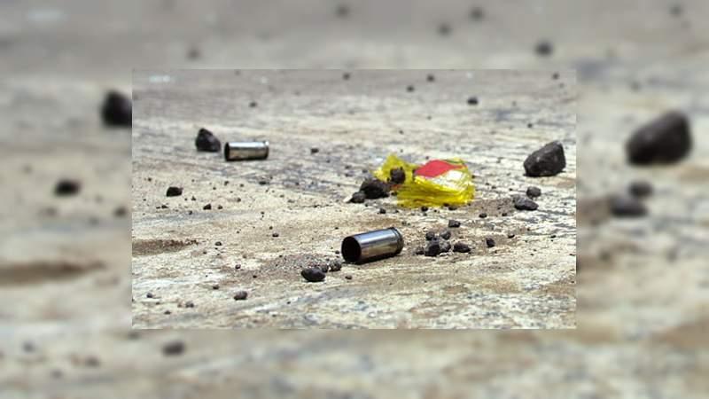 Lo balean y matan a bordo de su taxi en Taxco, Guerrero
