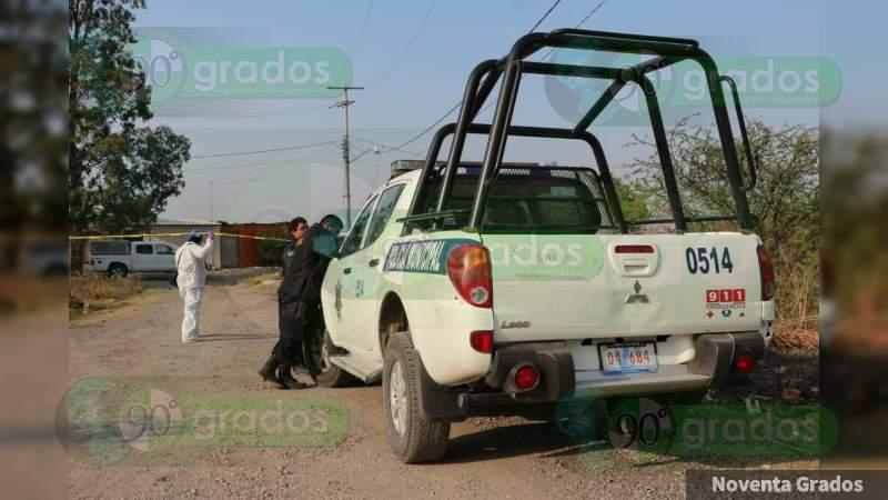 Cuatro muertos y dos heridos graves tras ataque a balazos en Tarimoro, Guanajuato