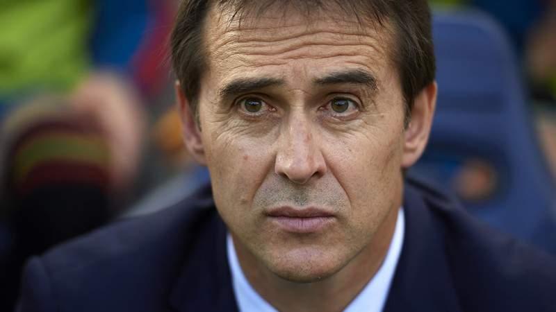 España despide a su técnico a un día del Mundial