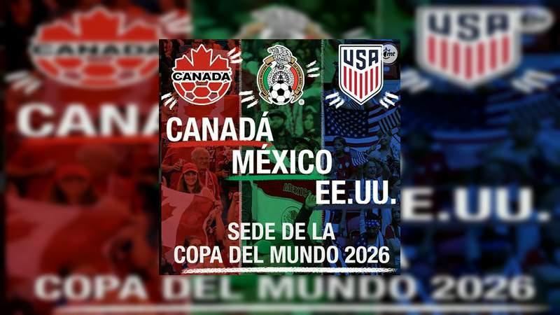 El Mundial 2026 será en México