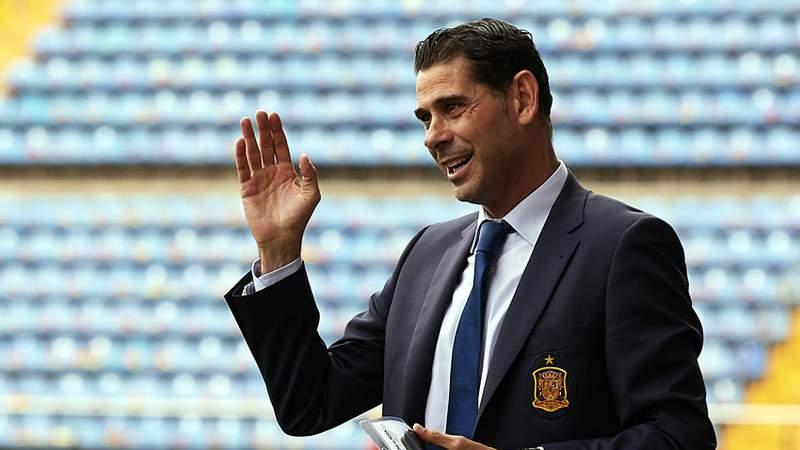 Fernando Hierro será el nuevo entrenador de la Selección Española