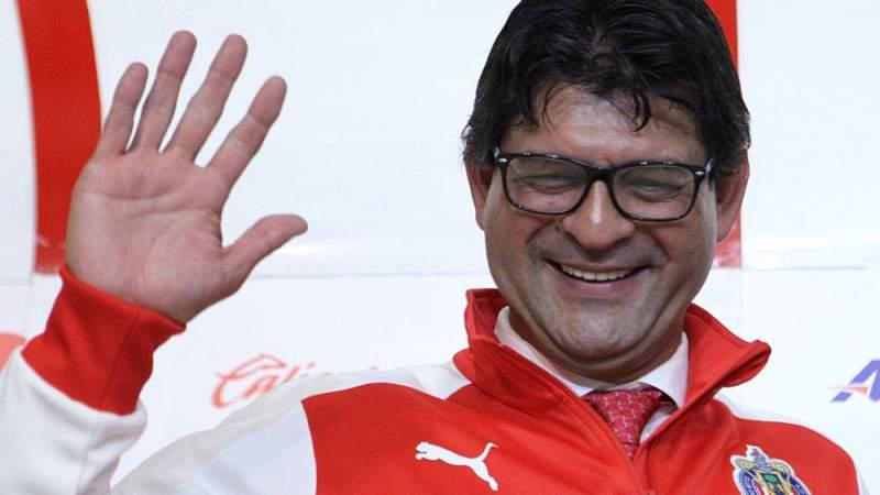 Cardozo es el nuevo entrenador de Chivas
