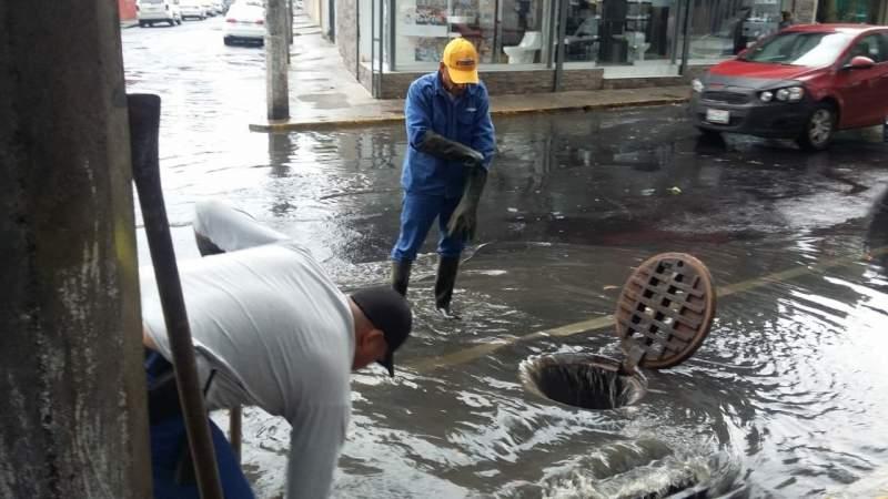 Comité de Prevención de Inundaciones, continúa con acciones contingentes ante fenómenos meteorológicos