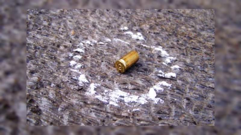 Asesinan a joven a balazos en Salvatierra, Guanajuato