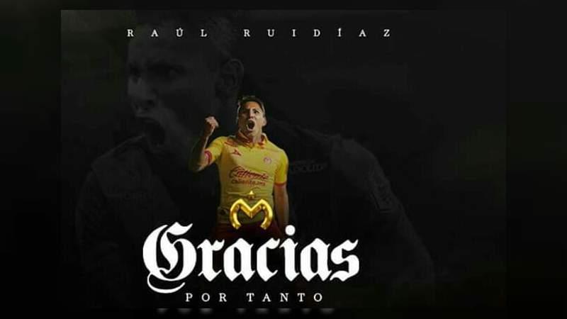Monarcas confirma la venta de Ruidíaz, el mejor jugador de su historia