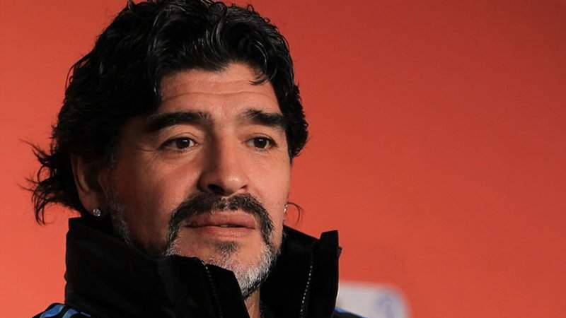 México no merece organizar un Mundial: Maradona