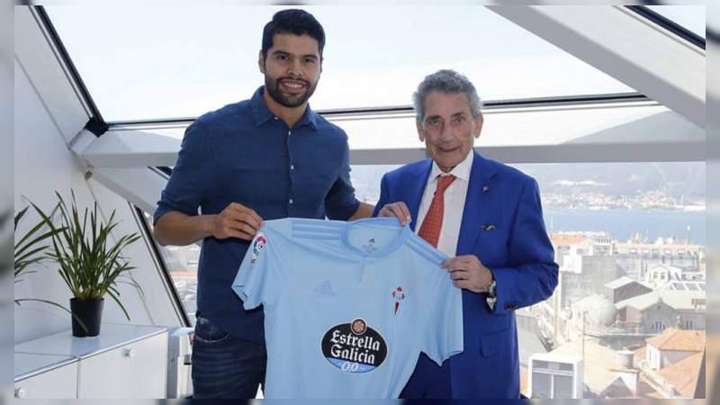 Néstor Araujo jugará con el Celta de Vigo