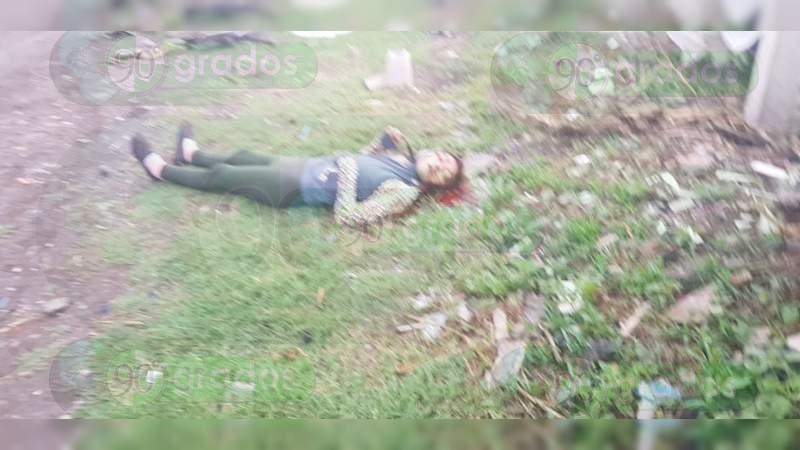 Encuentran muerto a un travesti en Zamora, Michoacán