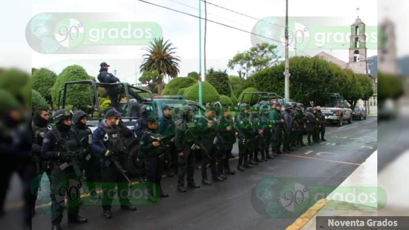 Michoacán tiene nuevo Director de Seguridad Pública