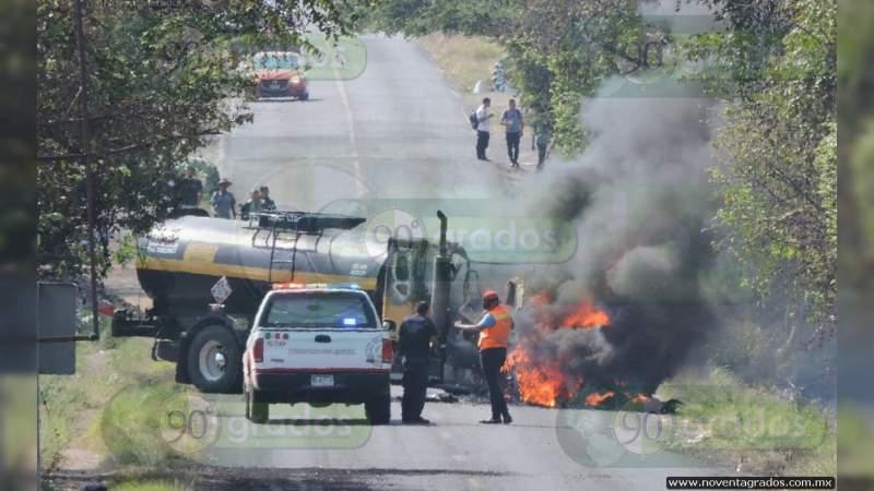 Explotan tres pipas de gas en Tepotzotlán, Estado de México