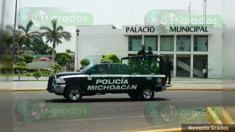 Tras enfrentamiento detienen a ladrón en Lázaro Cárdenas