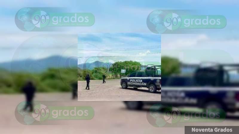 Un delincuente muerto y dos heridos, saldo de enfrentamiento en Benito Juárez, Michoacán