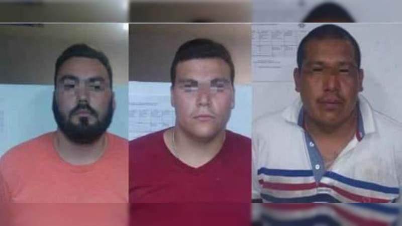 Capturan en Toluca a tres huachicoleros y clausuran toma clandestina