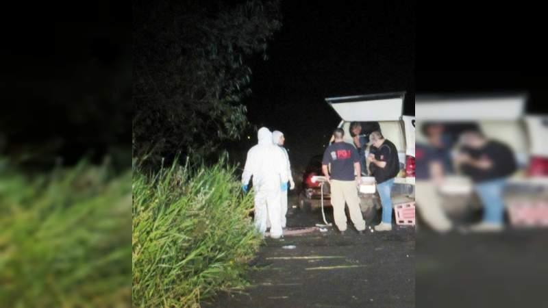 Baleado y torturado encuentran un cadáver en Apatzingán, Michoacán