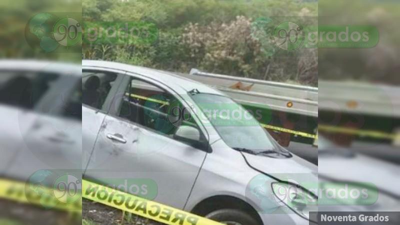 Asesinan a un hombre por oponerse al asalto Múgica, Michoacán