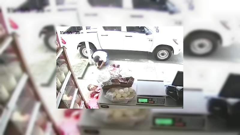 Captan triple homicidio en asalto en Uruapan, Michoacán