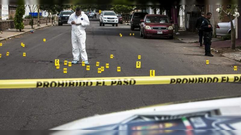 Zamora, narco guerra que el gobierno no ve