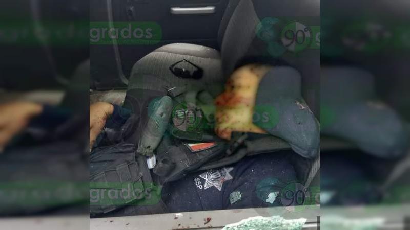 Reportan nueve muertos en balacera de Policía y civiles armados en Tezonapa, Veracruz