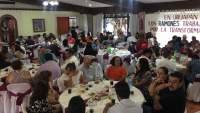 Cristóbal Arias Solís inicia sus giras de agradecimiento y acercamiento con la ciudadanía