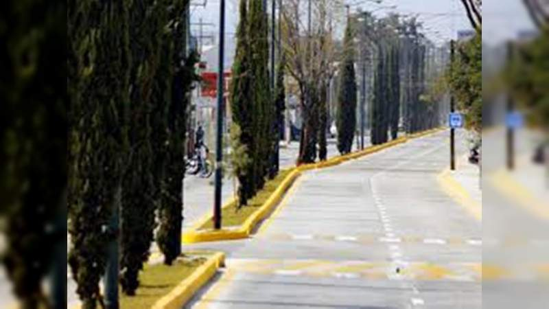 Cerrarán tramo de la Avenida Periodismo en Morelia por trabajos del OOAPAS