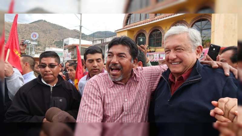 PRD en contra de los coordinadores estatales que propone AMLO