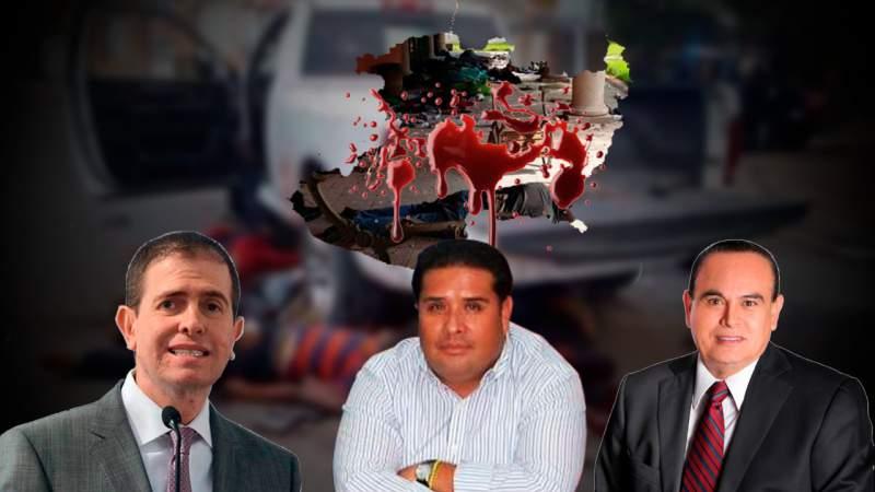 """""""Alfredo Castillo, Martín Godoy Castro y el Yanky"""" los """"pendientes"""" de llevar ante la Justicia por las Injusticias"""
