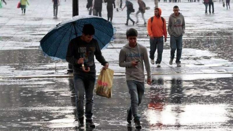 Se mantiene potencial de lluvias en gran parte de México