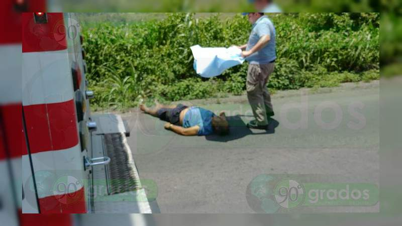Asesinan a 5 personas en las últimas horas en Lázaro Cárdenas, Michoacán