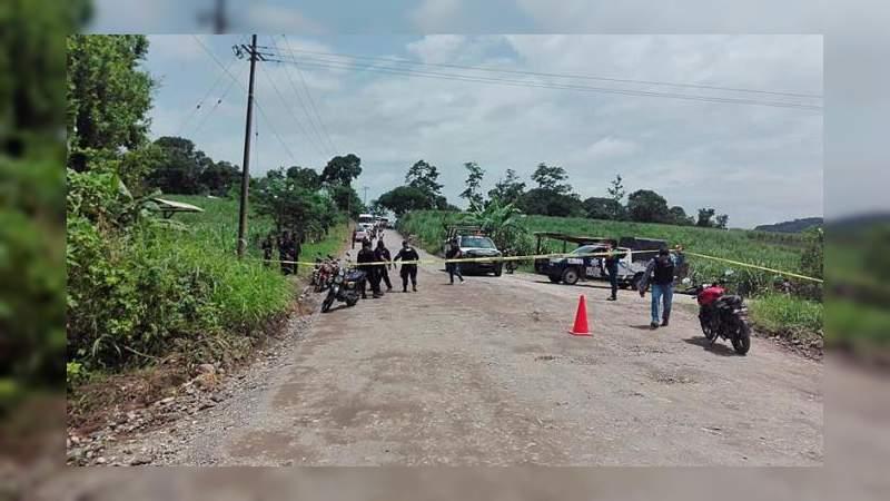 Estados Unidos emite alerta para no viajar a Michoacán