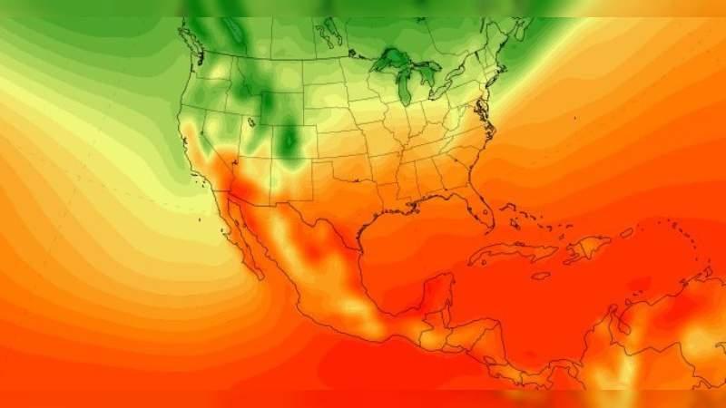 La canícula afectará al menos 20 estados con temperaturas de hasta 45 grados