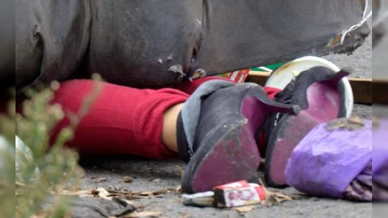 Julio rojo para mujeres michoacanas; hasta tres feminicidios en un día