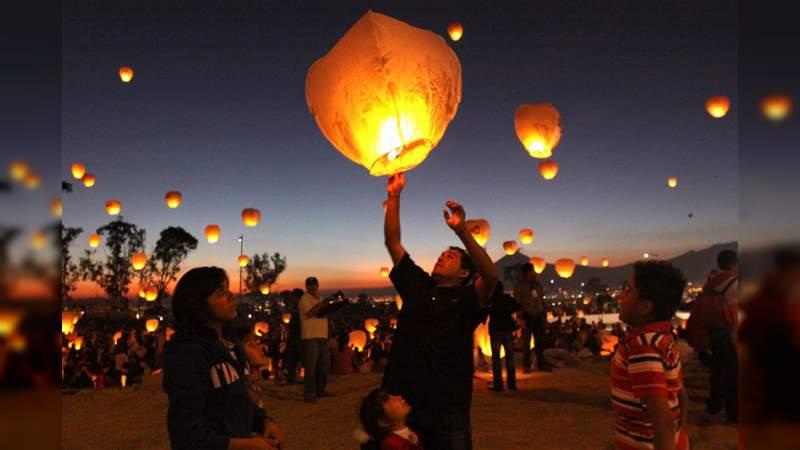 Pátzcuaro recibirá el Cantoya Fest a partir del 27 de julio