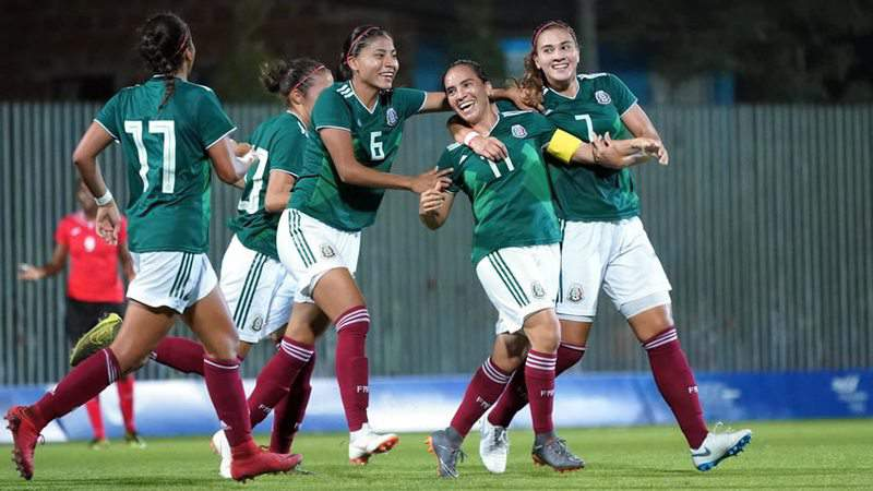 La selección femenil de Haití se retira de Barranquilla 2018