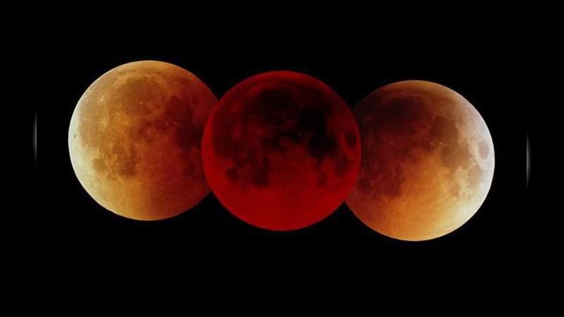 ¿En qué ciudades será visible el eclipse lunar del 27 de julio?