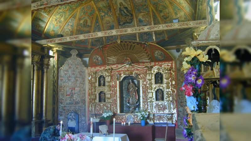 Recorrido por las capillas y templos de la Meseta Purépecha, un paseo único en México