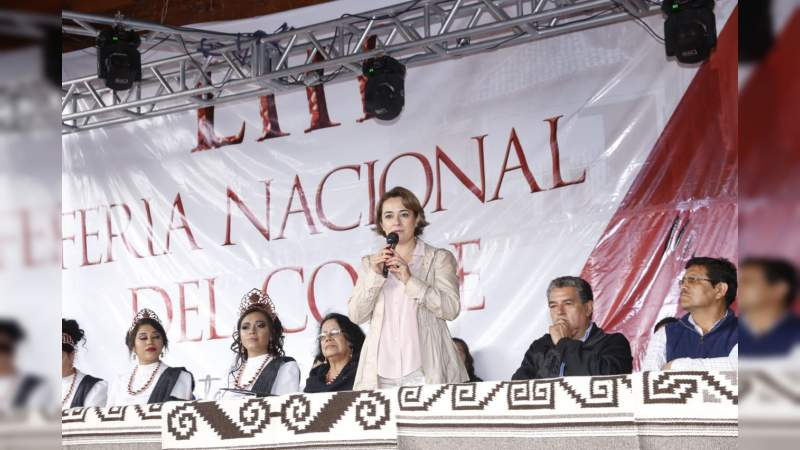 Concluye con gran éxito la Feria Nacional del Cobre