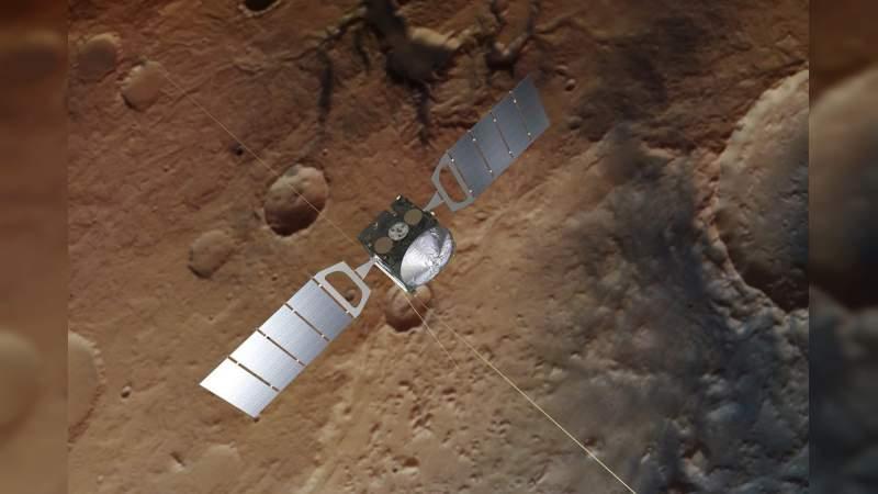 Lago de agua líquida en Marte amplía la posibilidad de vida en ese planeta