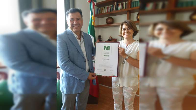 En Michoacán, servicios turísticos de primera calidad