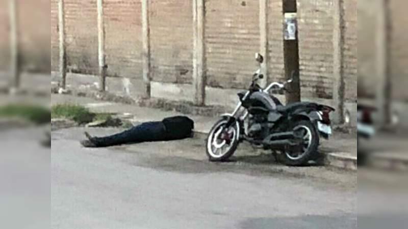 Asesinan a reportero gráfico en Valle de Santiago, Guanajuato
