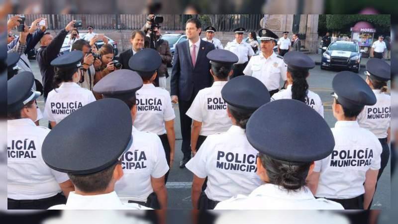 """""""Te vamos a matar a ti y a tu familia"""": Nuevo caso de abuso de la Policía de Morelia"""