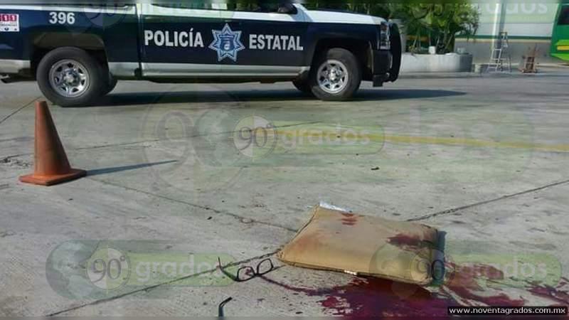 Asesinan a adulto mayor afuera de su casa en Irapuato, Guanajuato