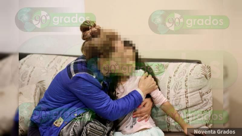 Rescatan a menor víctima de secuestro y capturan a 5 implicados en Morelia, Michoacán