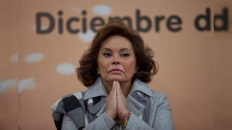 Dejan en libertad a Elba Esther Gordillo