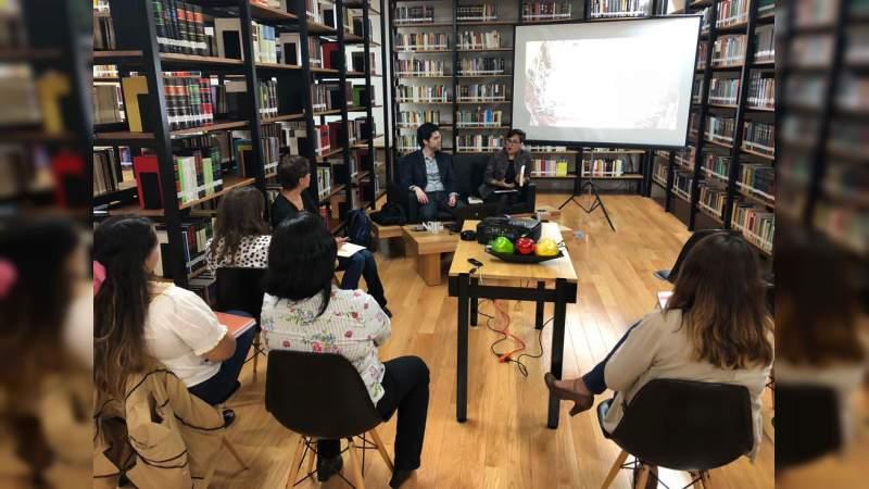 Biblioteca del Poder Judicial de Michoacán realiza actividades de fomento a la lectura